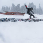 Ben Bilocq - BARRELy an event / Grouse Mountain - Joel Fraser Photo thumbnail