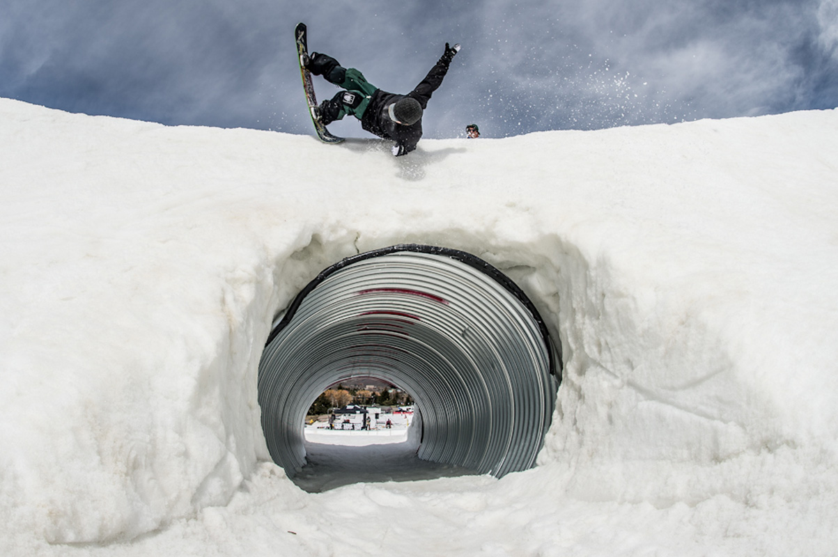 Lucas Magoon - Holy Bowly / Park City - E-Stone Photo