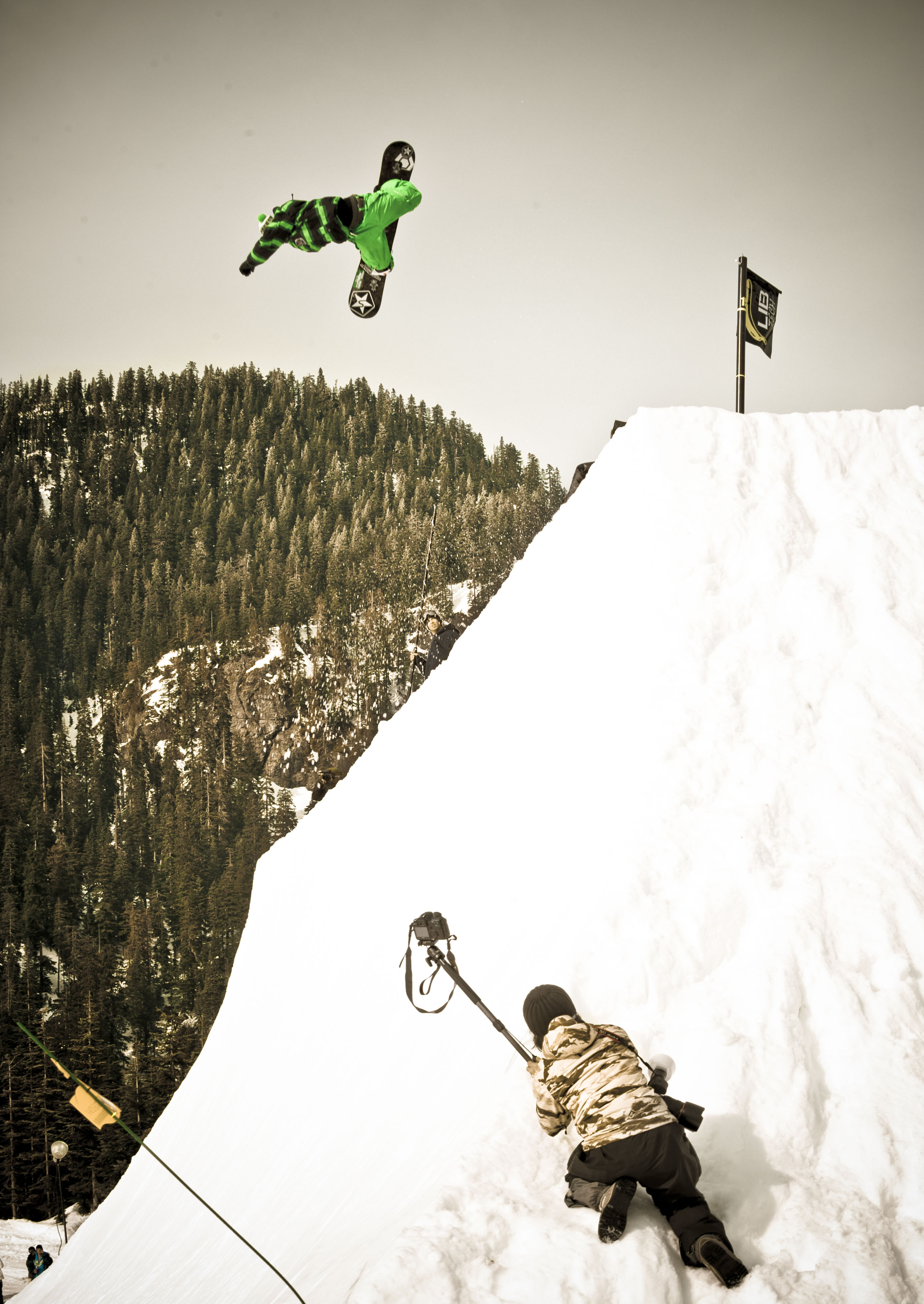 Kurt Jenson - Holy Oly Revival / Snoqualmie - Alex Mertz Photo