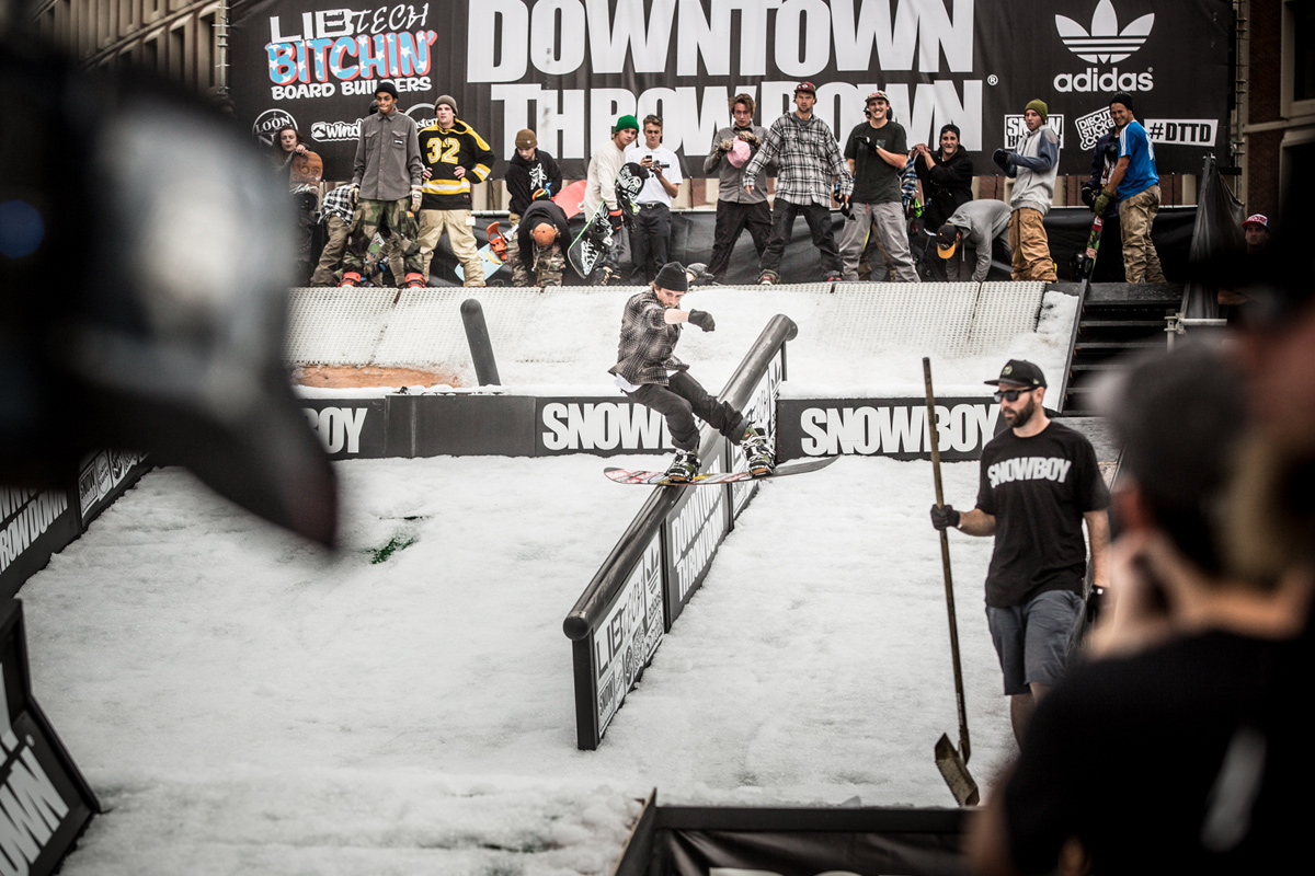 Derrek Lever – DTTD / Boston – Aaron Blatt Photo